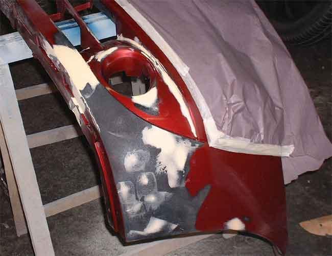 le peintre du dimanche chezjc introduction r paration d 39 un. Black Bedroom Furniture Sets. Home Design Ideas